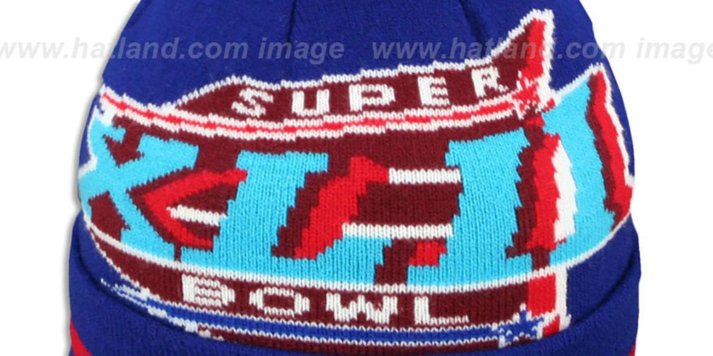 SuperBowlHats.com - Super Bowl Hats - NY Giants  SUPER BOWL XLII ... e83d9e700