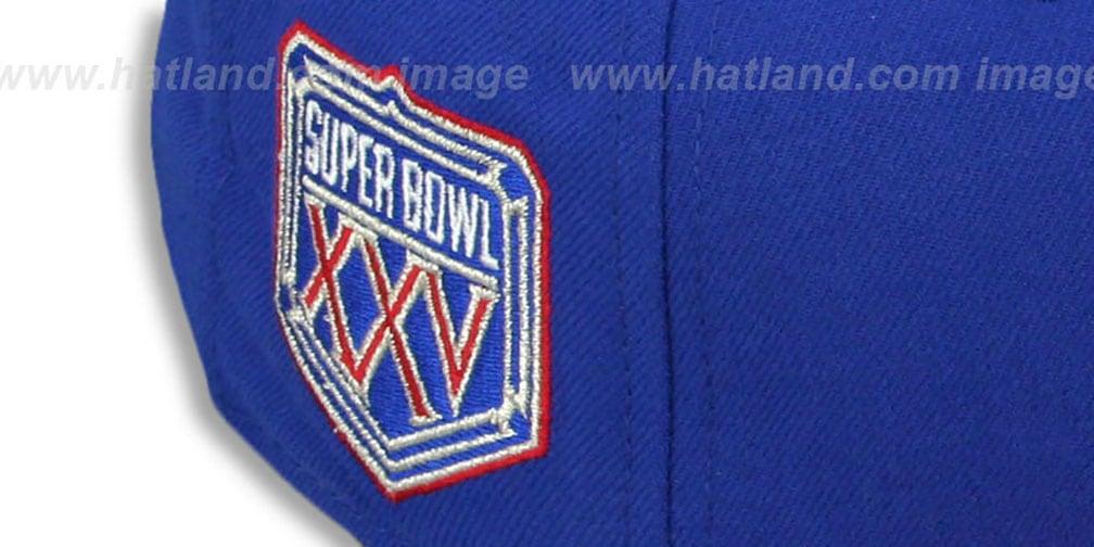 94a5947fc42 SuperBowlHats.com - Super Bowl Hats - NY Giants  SUPER BOWL XXV ...